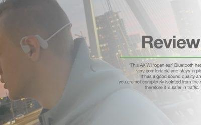 Témoignage AXIWI 250 Sport – Ecouteurs Bluetooth à oreille ouverte