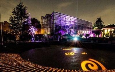A l'occasion de la Nuit des Arts et du Savoir, les organisateurs ont utilisé le système de guide touristique Axitour