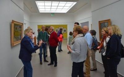 Exposition «The Early Van Gogh» au musée Kröller-Müller en collaboration avec le système de guide touristique Axitour AT-300
