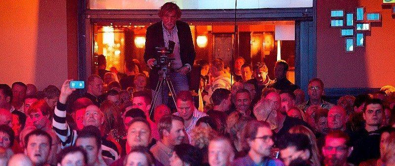 L'équipe TV RSO Groningen très satisfaite du système de communication AXIWI