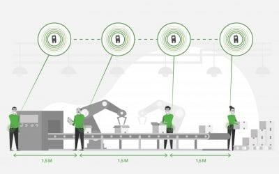 Blog: les 5 avantages de travailler avec un système de communication duplex en usine!